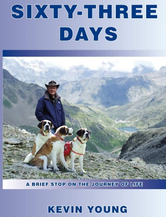 Sixty-three days front cover.